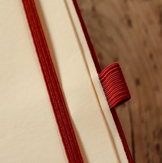 Elastic Closure and Pen Loop of Castelli Sherwood Notebook