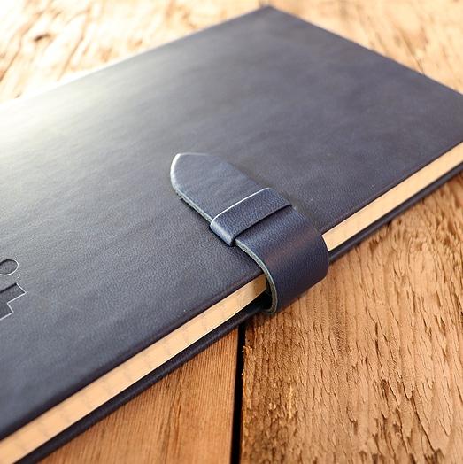 Clasp Closure on Castelli Mirabeau Notebook