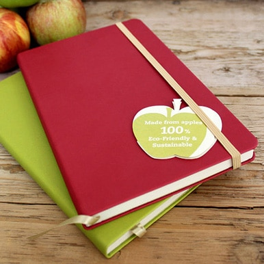 100% Eco Friendly and Sustainable Appeel Notebook