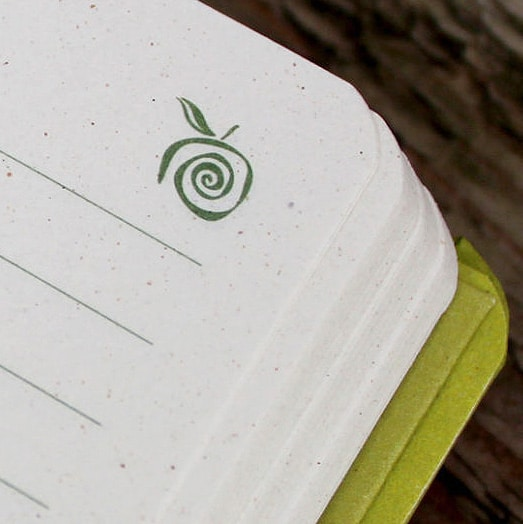 Page of Appeel Eco Notebook