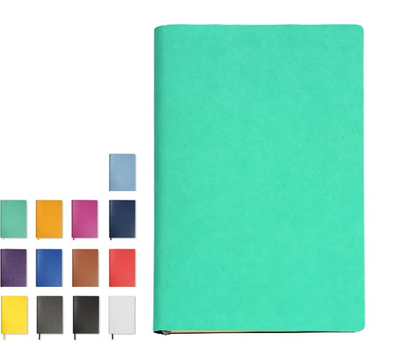 Colourful Two Tone Notebook