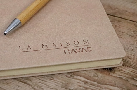 Recyled Leather Notebooks-A Great Business Notebook