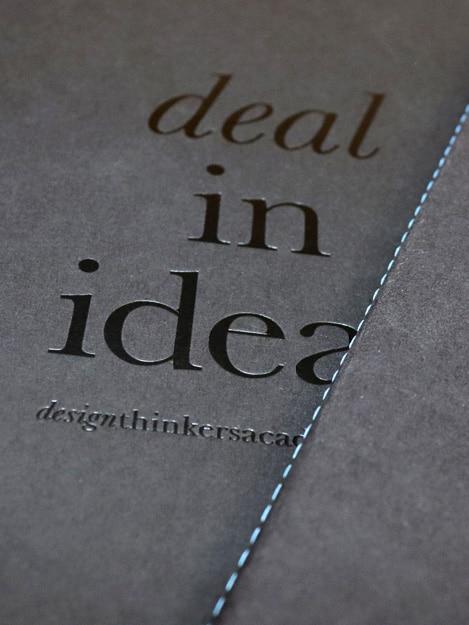 Castelli Singer Branded Noteboks with Foil