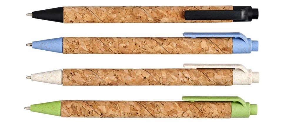 Eco Friendly Cork Pens