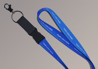 Corporate Promotional Lanyards