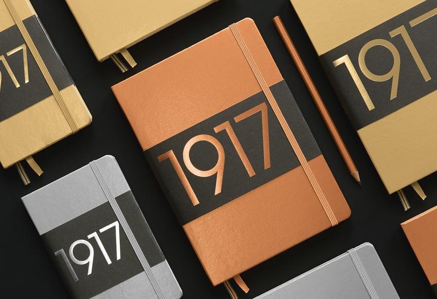 Leuchtturm1917 Metallic Notebooks