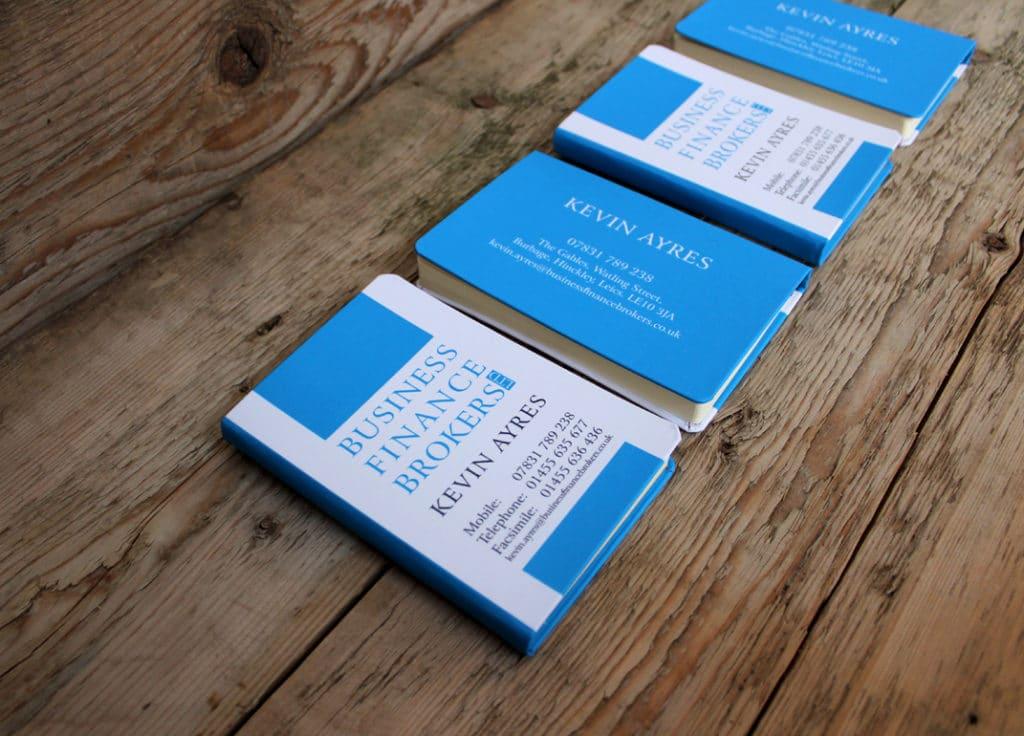 Business Finance Brokers Full Colour Notebooks