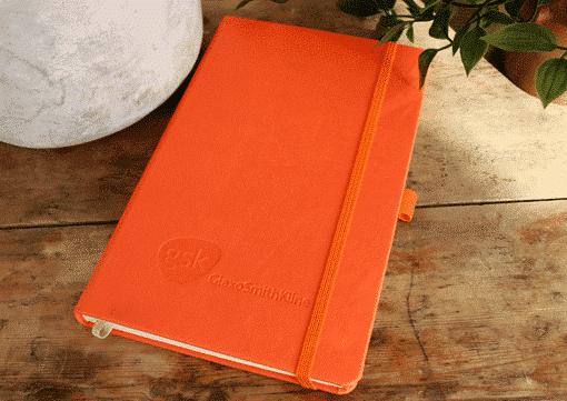 Logo Branded Notebooks