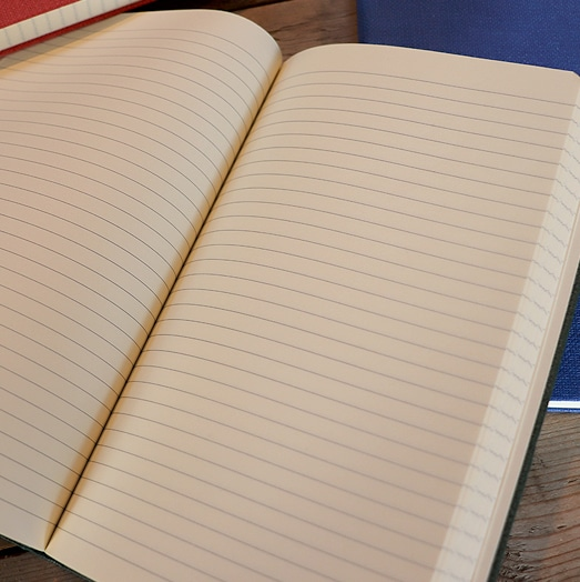 Castelli Nature A5 Eco Notebook with Lined Pages