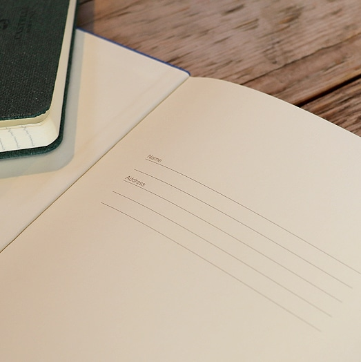 Castelli Eco Friendly Notebook Pages