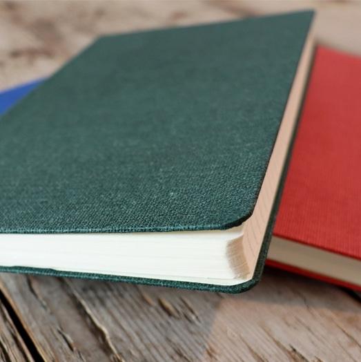 Castelli Nature A6 Eco Notebook