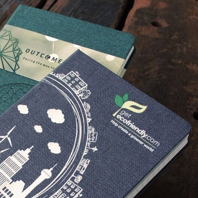 Castelli Nature Journal with Branding