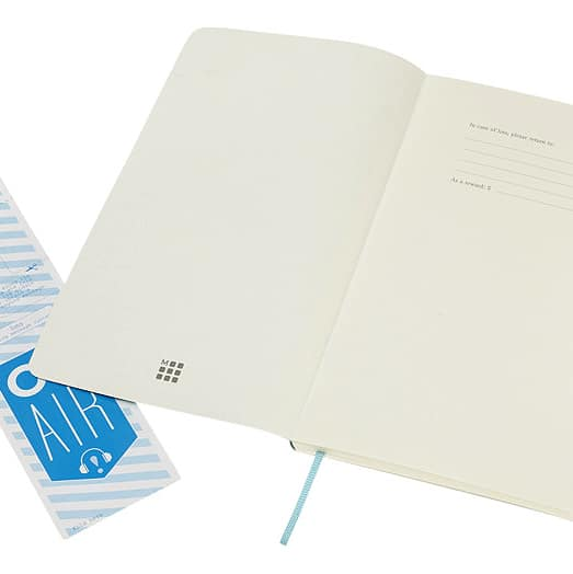 Moleskine Classic Dotted Notebook