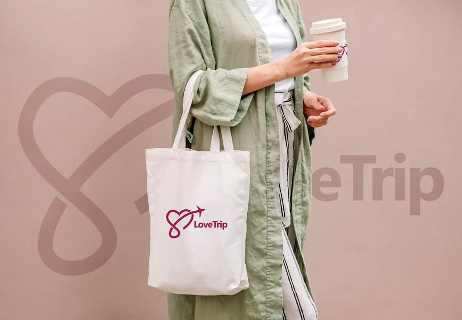 Branded Tote Bag & Tumbler
