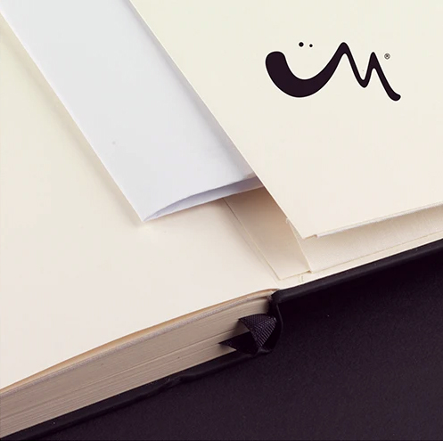Mood Notebook Expandable Pocket