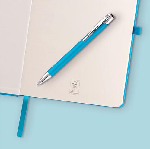 Mood Notebook & Pen