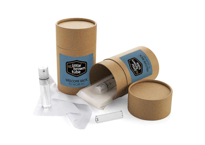 Little Brown Tube Welcome Back Kit